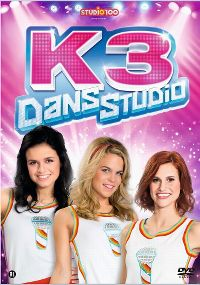 Cover K3 - Dansstudio [DVD]